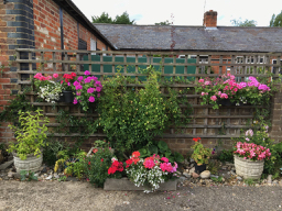 Walpole Farm House Self-Catering Accommodation Flowers & Plants Stansted Mountfitchet Essex